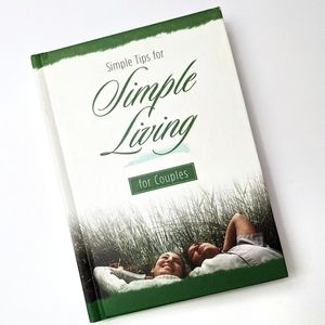 Simple Tips for Simple Living for Couples Book